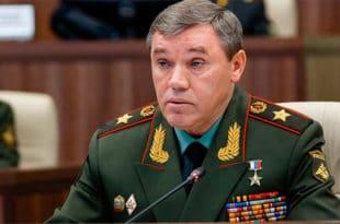 Начелник ГШ Русије: Мете ће нам бити земље са америчким ракетама
