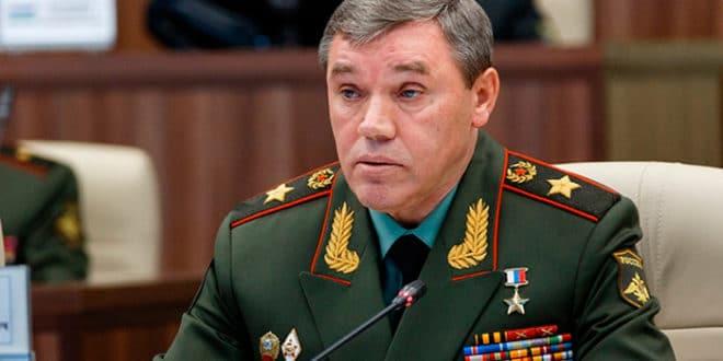 Начелник ГШ Русије: Мете ће нам бити земље са америчким ракетама 1