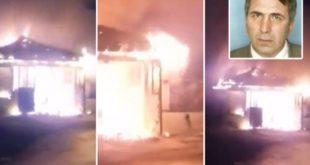 Новинар коме су запалили кућу истраживао СНС криминал!