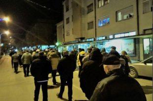 У Kуршумлији протести против локалне власти и режима Александра Вучића 6