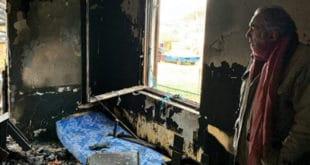 Акција прикупљања помоћи за новинара којем је Вучићева мафија запалила кућу 3