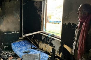 Акција прикупљања помоћи за новинара којем је Вучићева мафија запалила кућу 4