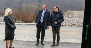Михајловић: Одустајемо од рушења брда у Грделичкој клисури