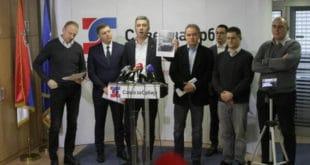 Почело ванредно заседање Скупштине Србије, посланици СзС бојкотују рад парламента