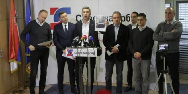 Почело ванредно заседање Скупштине Србије, посланици СзС бојкотују рад парламента 1
