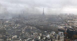 Париз у пламену! Ухапшено 224 људи, затворено 20 станица метроа (видео) 9