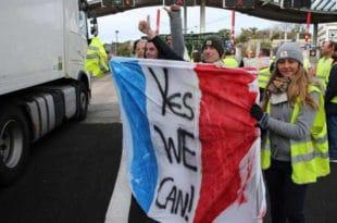 Француска влада поклекла: Укидају се таксе на гориво!