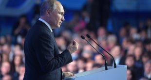 Путин: Свет је у стању моћне трансформације