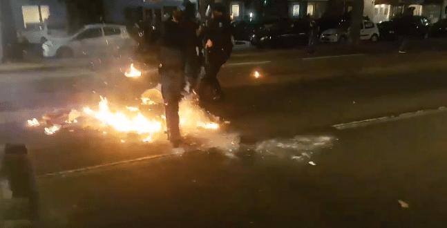 Француска револуција и у Тулузу, преко 50 полицајаца повређено! (видео) 1