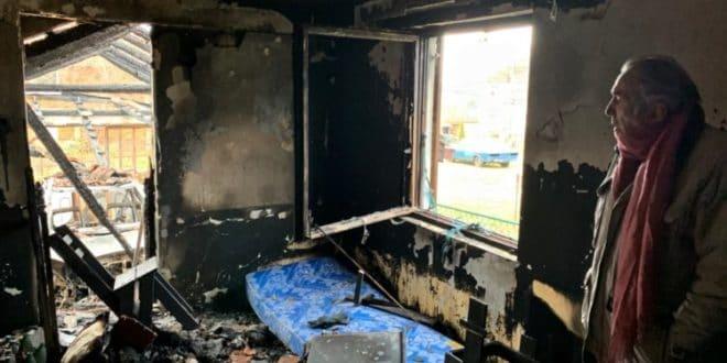 Новинар из Врчина: Врх полиције штити налогодавце паљења моје куће