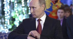 Путин у новогодишњој поруци Трампу: Наши односи су темељ стратешке стабилности у свету 1
