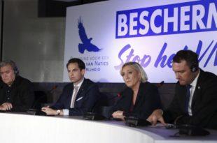 Марин Ле Пен и Стив Бенон: Пакт о мигрантима УН-а је споразум са ђаволом! 2