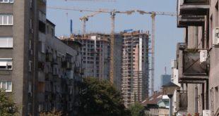 """Поново тешко повређен радник на градилишту """"Београда на води"""" 9"""