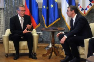 СНП НАШИ Подршка Русији ће зависити од њених ставова према Вучићевој издаји Косова