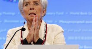 """Директорка ММФ-а упозорава на могућу """"економску олују"""" 12"""