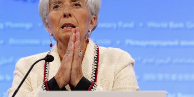 """Директорка ММФ-а упозорава на могућу """"економску олују"""" 1"""