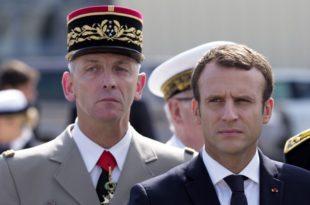ФРАНЦУСKA: 14 генерала јавно оптужило Макрона за издају због мигрантског пакта из Маракеша!
