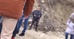 Напад СНС батинаша на групу грађана која је обилазила Млаву (видео) 9