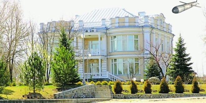 """Коротченко: За Порошенкову резиденцију биће довољне две крстареће ракете """"Калибар"""" 1"""