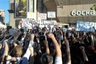 Додик: Иза протеста у Београду и Бањалуци стоје странци, пре свега Британија – све је дириговано