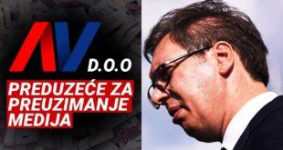 Вучић купио све медије и постао најмоћнији медијски тајкун (видео)
