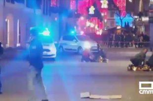 СТРАЗБУР: Врисци одјекивали центром града, две особe убијене, три рањене (видео)