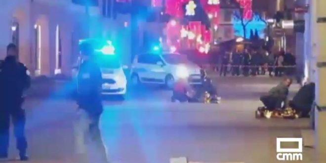 СТРАЗБУР: Врисци одјекивали центром града, две особe убијене, три рањене (видео) 1