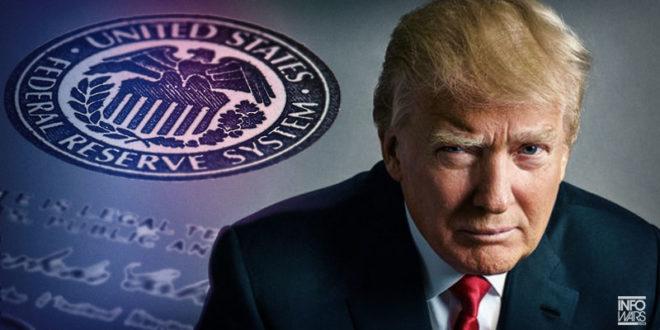 Трамп Систем федералних резерви прогласио за главни проблем америчке економије 1