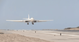 Два руска стратешка бомбардера Ту-160 стигла у Венецуелу (видео)