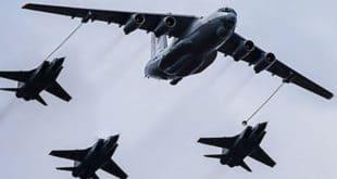 Русија формирала ваздухопловну групу за извођење трансконтиненталних борбених операција (видео) 5