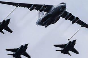 Русија формирала ваздухопловну групу за извођење трансконтиненталних борбених операција (видео)