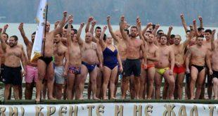 Пливање за Богојављенски крст: У Земуну прва девојка, у Пироту најмлађи