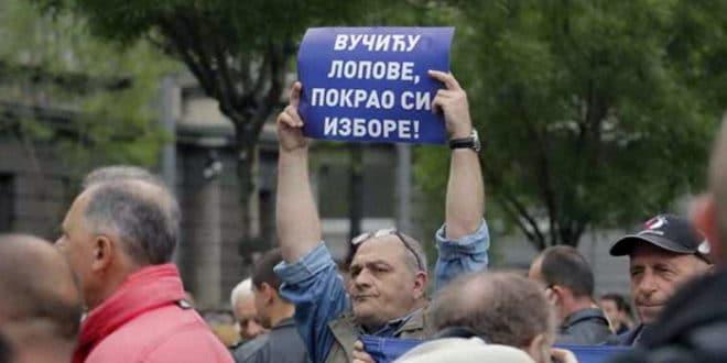 Опозиција сложна у бојкоту седнице Скупштине: Не желимо да дајемо привид демократије 1