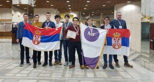 Велики успех наше деце на Олимпијади у Алмати: четири злата и две бронзе
