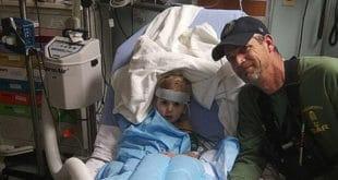 У Северној Каролини трогодишњег дечака од смрзавања спасио – мрки медвед 1