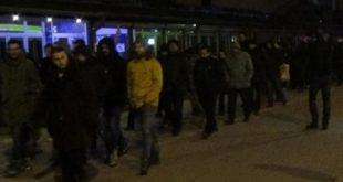 Kуршумлија: Упркос снегу и лошем времену, грађани наставили са протестима против диктатуре! 8