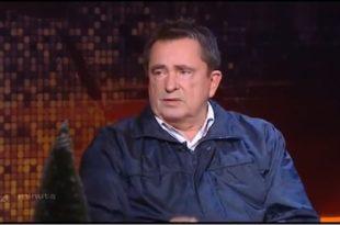 ЦЕНЗУРИСАНО на 1ТВ: Шта је Лане Гутовић рекао о протестима (видео)