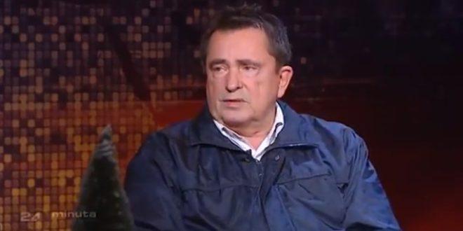 ЦЕНЗУРИСАНО на 1ТВ: Шта је Лане Гутовић рекао о протестима (видео) 1