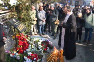 Косовска Митровица: Одржан помен на месту убиства Оливера Ивановића
