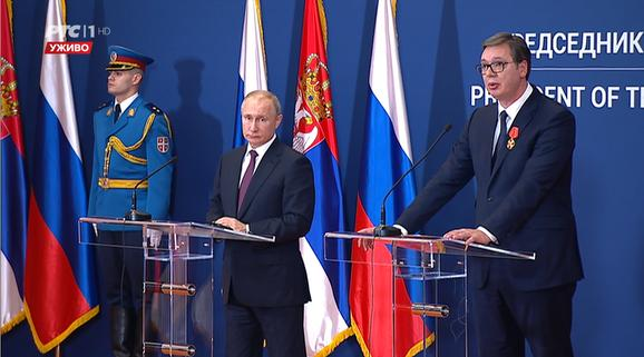 Путин учи велеиздајнике како се воли Отаџбина! 1