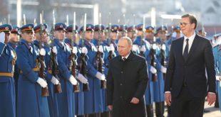 Путин: А где су српски полицајци и граничари на Косову 10