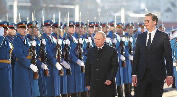 Путин: А где су српски полицајци и граничари на Косову 1