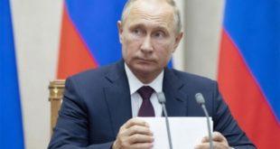 Путин: Најважнији су животи грађана, али привреда не сме стати