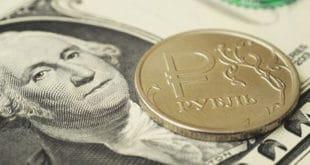 Спољни дуг Русије достигао минимум за последњих десет година 1