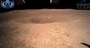 """Кинески апарат """"Чаније-4"""" послао прве снимке са невидљиве стране Месеца 8"""