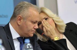 ЗОРАНА МИХАЈЛОВИЋ ОД Г17+ ДО СНС: Радила за ДОС, за Лабуса, за Додика...