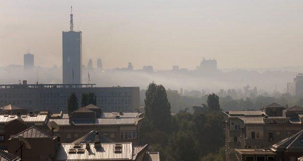 Београд јутрос око 9 часова био најзагађенија престоница света 1