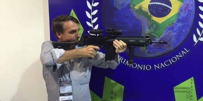 Новоизабрани бразилски председник потписао указ којим се ублажавају прописи за поседовање ватреног оружја 1
