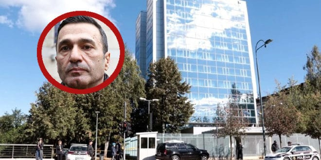 Давор Драгићевић се крије у амабасади Велике Британије у Сарајеву? 1