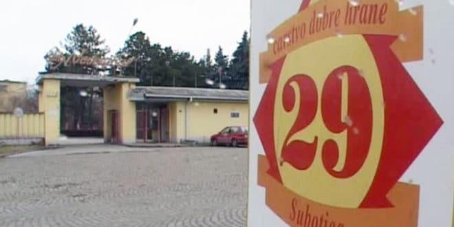 """После 134 године тихо нестала индустрија меса """"29. новембар"""" 1"""